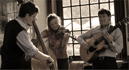 Trio - Violin, Guitar and DoubleBass
