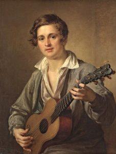 Romance - Anonymous Guitar Melody