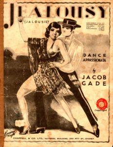 Jealousy Tango - Jacod Gade
