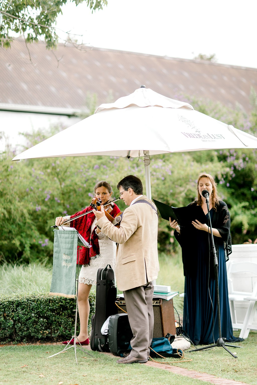 Vrede and Lust Wedding